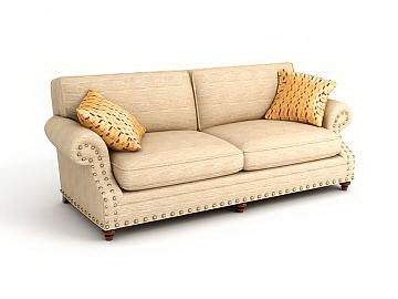 Jane European fabric sofa