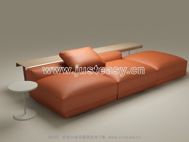 Chinese super-soft leather sofa