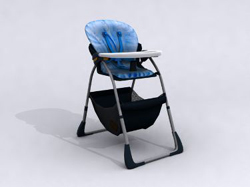 Fixed high-end boutique baby carriages