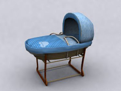Original Chinese fixed cot