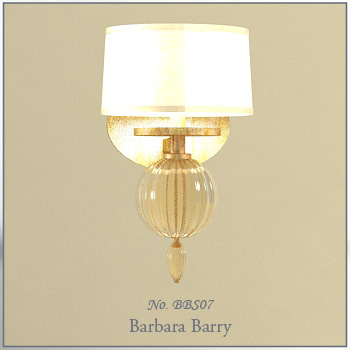 Elegant European-style wall lamp
