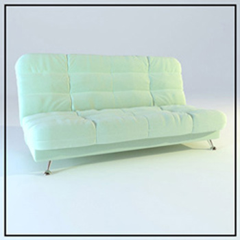 Simple model of light comfortable sofa