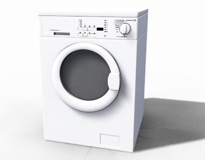 Washing Machine 3D Model-5