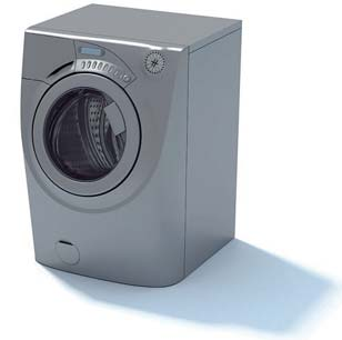 2009 New Washing Machine 3D Model 2-4