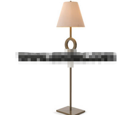 Household cozy floor lamp