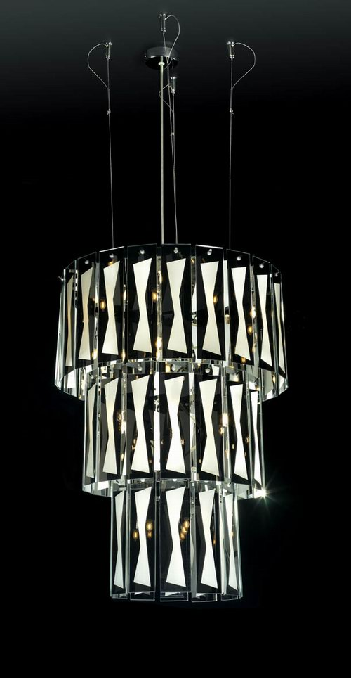 Modern large crystal chandelier 3D Model Download,Free 3D Models ...