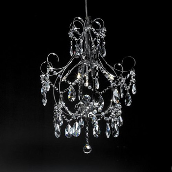 European modern luxury crystal chandelier 3D Model Download,Free ...