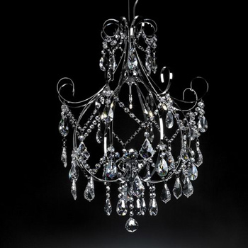 European modern crystal glass chandelier