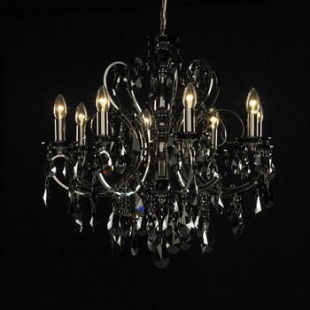 European gorgeous retro chandelier