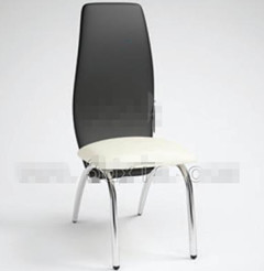 Fashion black and white Office Chair