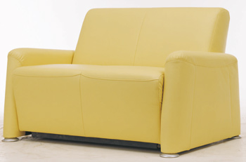 European-style double seats sofa