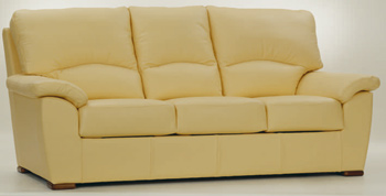 European people sofa 3D Model
