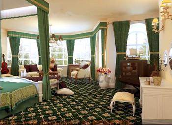 European Style Green Big Space Bedroom 3d Model Download Free 3d Models Download