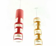 Fashion cylindrical ceiling lamp