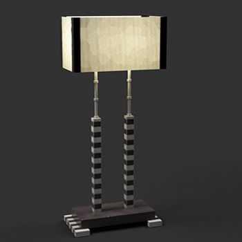European personality desk lamp