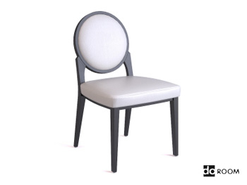 European chair 3D model