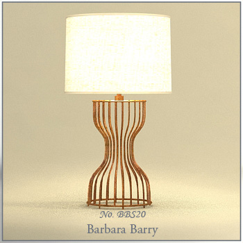 European personality elegant rattan table lamp
