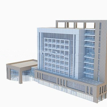 Office Building 3d Models 3d Model Download Free 3d Models