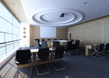 3D models of the conference room
