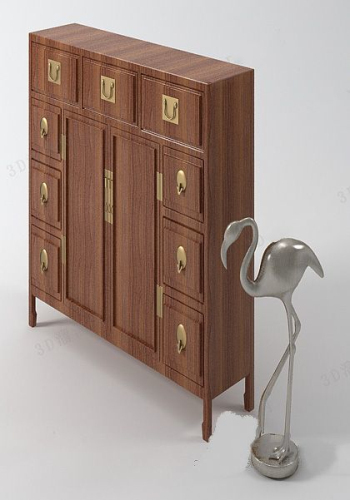 Classical cabinet model
