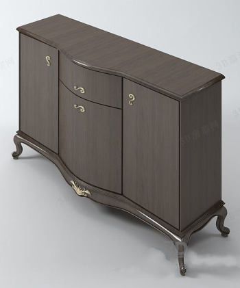European bedside cabinet model
