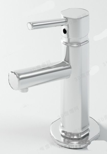 Bathroom faucet Model