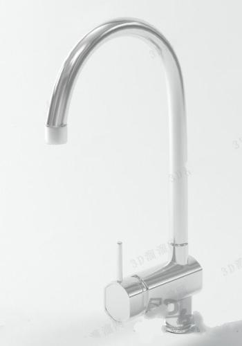 Popular Bathroom Faucet Model 3d Model  Free Download
