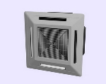 Square ceiling air conditioning 3D models