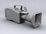 Professional Camera 3D models