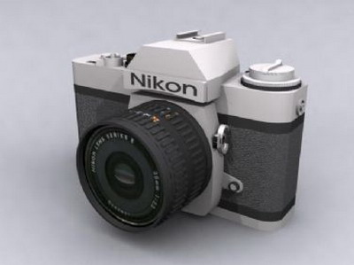 3D models practical digital camera