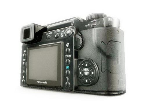 Panasonic SLR cameras