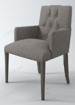 Common sofa chair model
