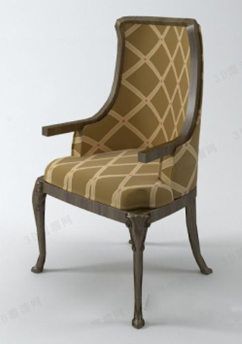 Common settee chair model