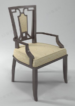 Common chair model