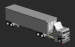 3d model construction vehicles