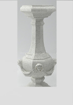 -Carved pillars model