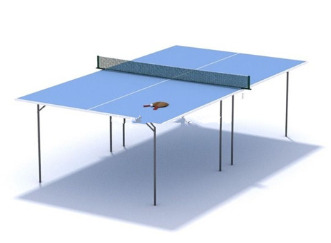Table tennis table 3d model 3d model download free 3d for Solidworks design table keywords