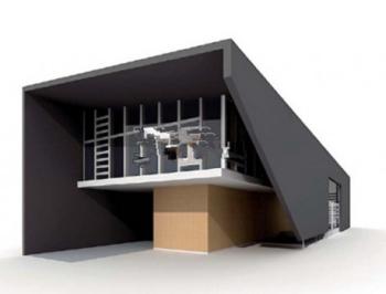Small modern villa model 3d model download free 3d models for Model villa moderne