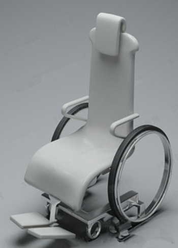 3d Model Of The New Wheelchair 3d Model Download Free 3d