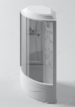 Enclosed Shower Room Model