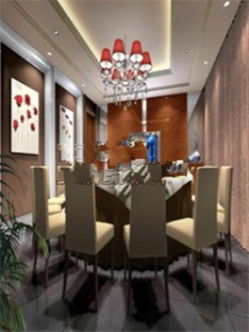 Superior Hotel VIP room model