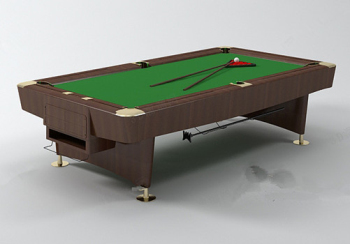 Snooker table, model