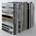 Books 3d models