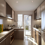 2014 3d model Kitchen