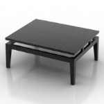 black tea coffee table model
