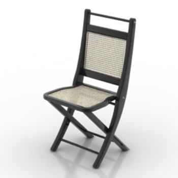 bamboo chair model