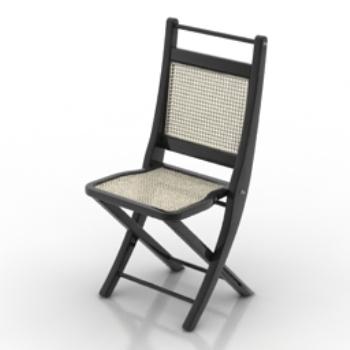 bamboo chair model