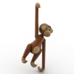 gibbon monkey doll model