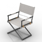 simple bracket chair model