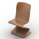curved novelty chairs models